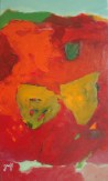 2013, Graff, Bas les masques, 55x33 cm, acryl. sur toile, Disponible à la Réserve