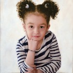 Portrait: Little miss Q