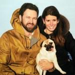 Order a portrait: NY couple