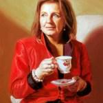 Commission a portrait: Suzanne