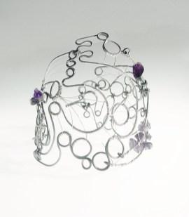 Curly Tendrils - Cuff Bracelet - Lena Franolić 2009