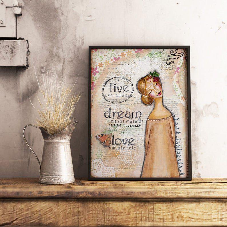 SLKA LIVE DREAM LOVE-LADY ART TALK 2