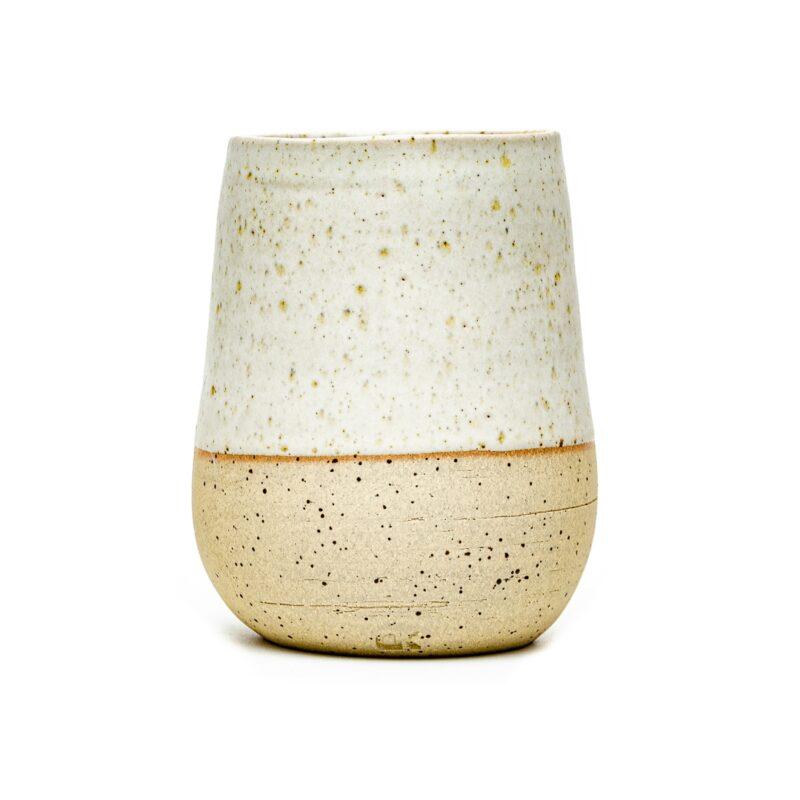 bela vaza, Daša's pottery
