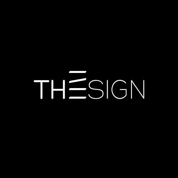 TheSign - Logo črni k