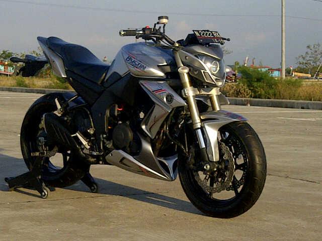 Modifikasi Yamaha Byson Body Kit  Galeri Modifikasi