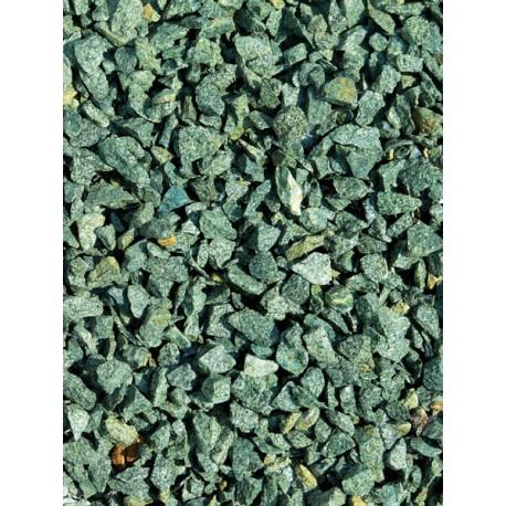 gravier dcoratif vert pour jardin ou jardinire et pots  galets06