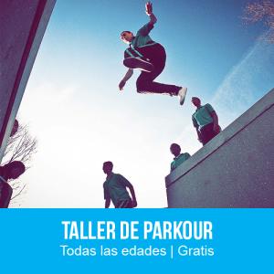 Taller de Parkour
