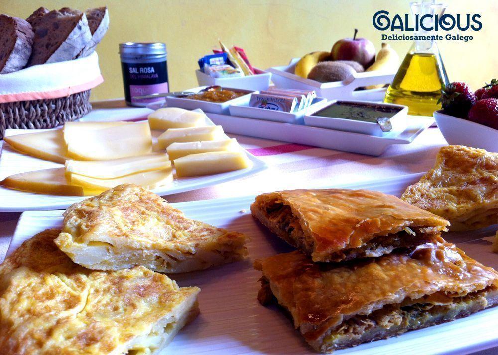 Desayuno #bataneiro. Casa do Batan
