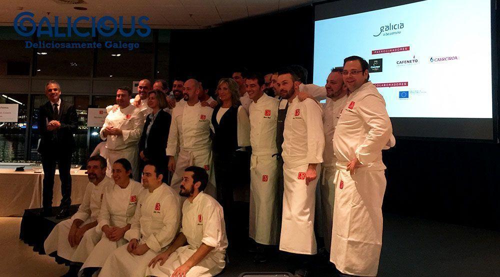 Presentación Grupo Nove en el WTC de Barcelona