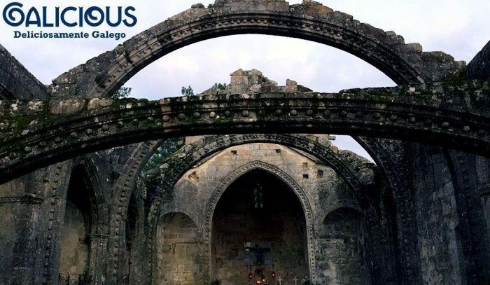 Santa María de Dozo, Cambados