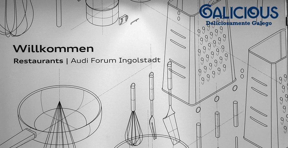 Audi Forum Ingolstadt ( Alemania )