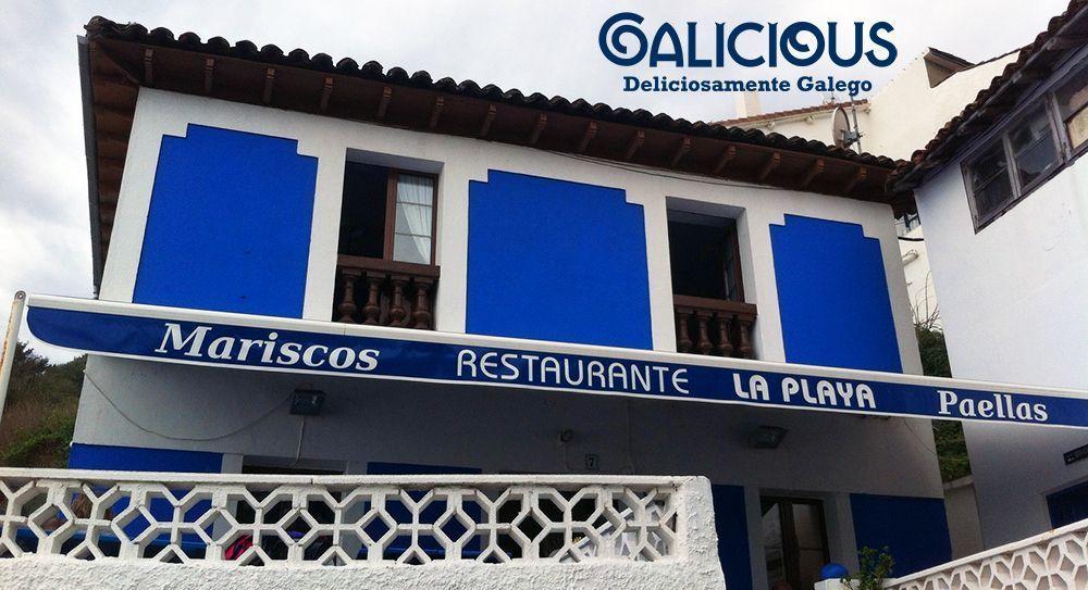 Restaurante La Playa ( Tazones )