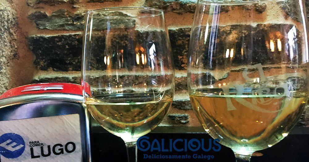 De vinos en El Riba ( Lugo ) Galicious
