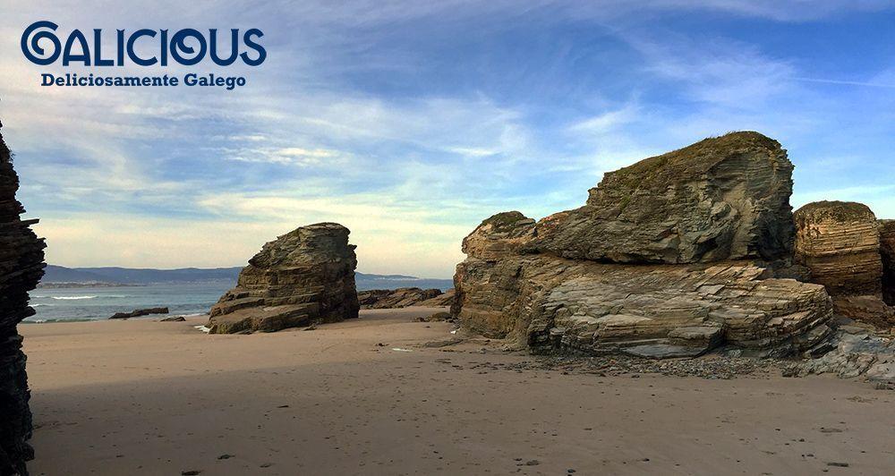 Playa de Illas ( Lugo ) Galicious