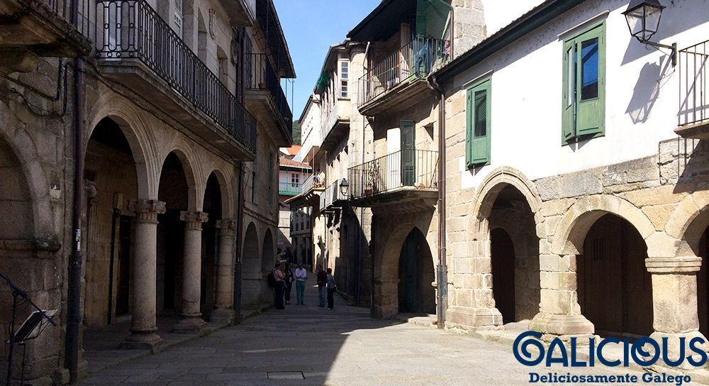 """Ribadavia ( Foto de """"100 cosas imprescindibles que hacer en Galicia"""" ) By Galicious"""
