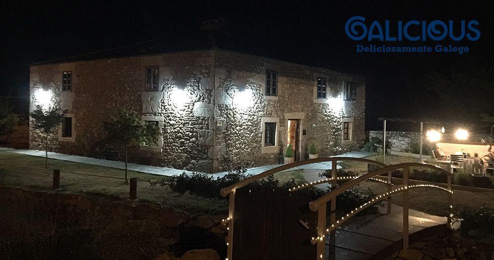 Casa do Batan ( Foto de Galicious )