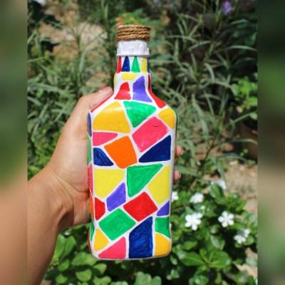 colorblocks bottle