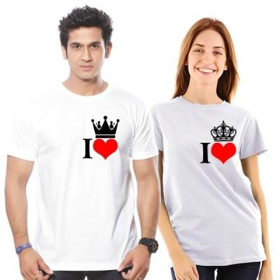 """I Love King/Queen"""""""