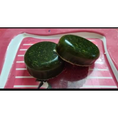Handmade organic Neem soap