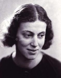 Dorothy Hodgkin Mary