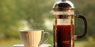 Mengenal French Press (Pembuat Kopi)