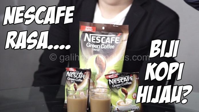 Manfaat Kopi Hijau Nescafe