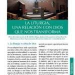 Enlace con la charla: La liturgia, una relación con Dios que nos transforma