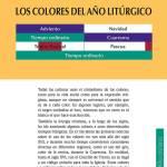 Explicación de los colores del año litúrgico