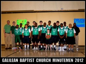 Galilean Baptist Church Minutemen