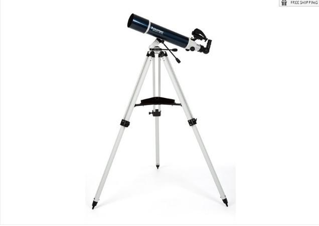 CELESTRON OMNI XLT 102MM AZ REFRACTOR TELESCOPE