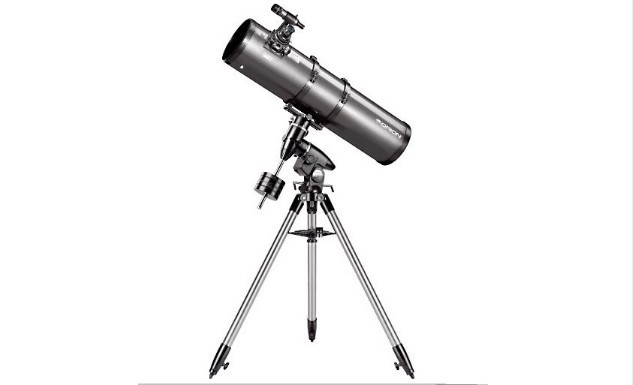 ORION SKYVIEW PRO 8 EQUATORIAL REFLECTOR TELESCOPE