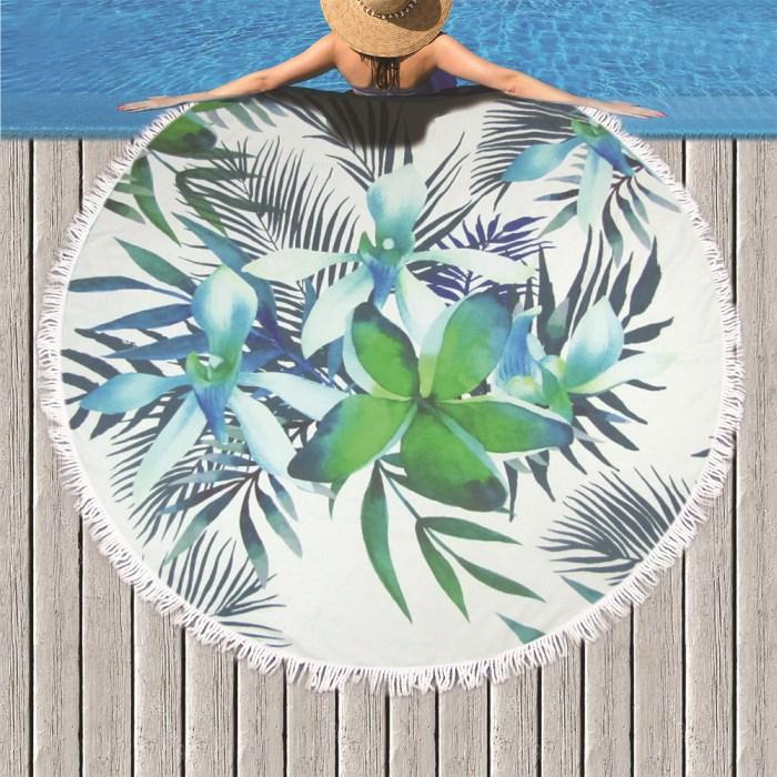 palma beach towel