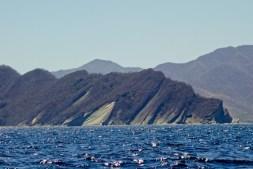 Santa Elena rock formation