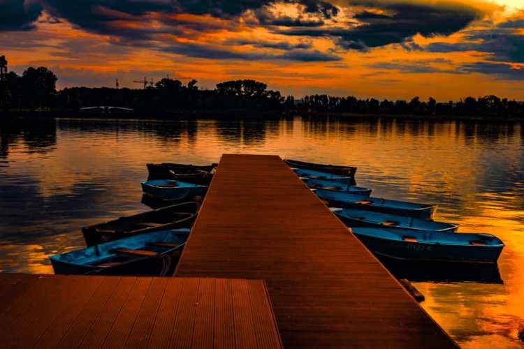 На міському озері відновлять роботу човнів і катамаранів