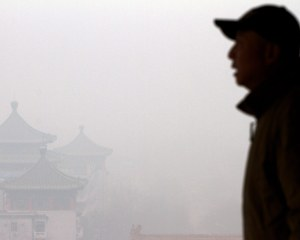 The Smog That Ate Beijing – Foreign Policy