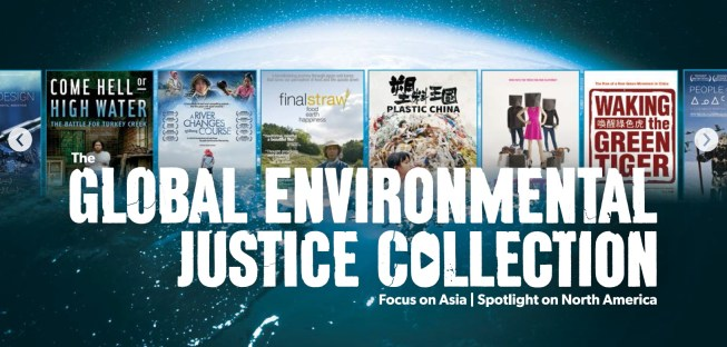 Global Environmental Justice Collection - Sean Gallagher