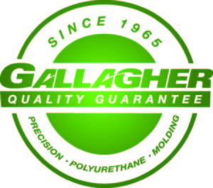 Gallagher Quality Guarantee - Polyurethane manufacturer