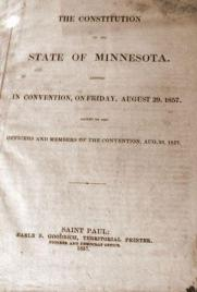Minnesota Constitution
