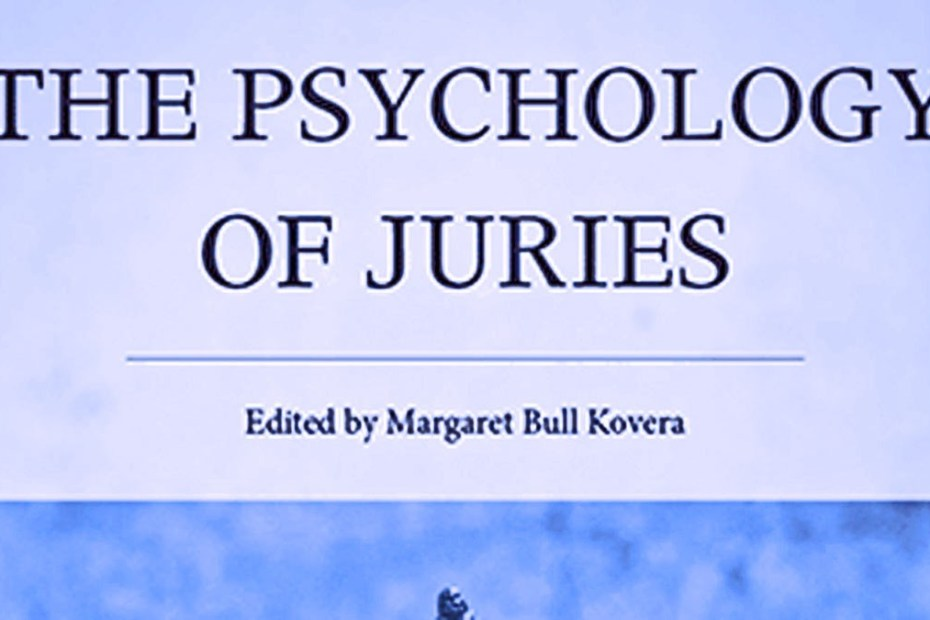psychology of juries