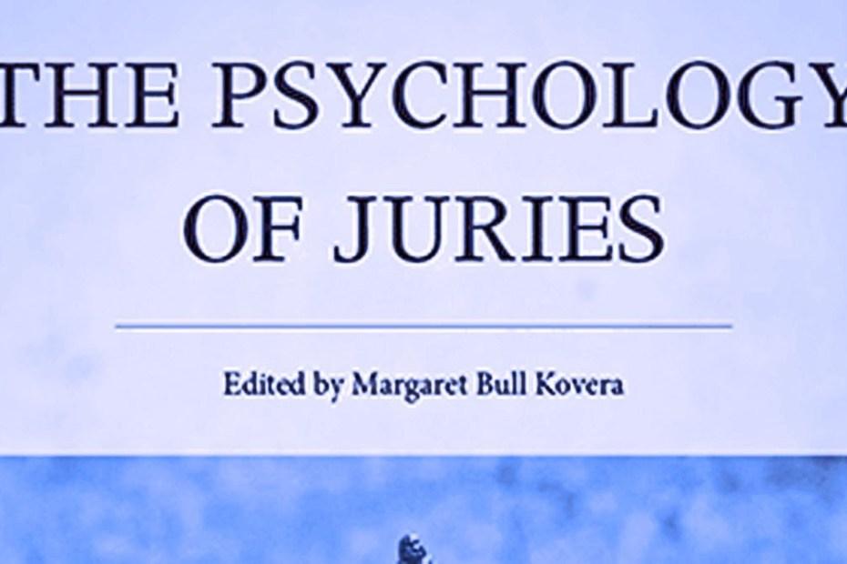 psychology of juries