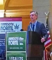 Thomas Gallagher, Minnesota Marijuana Possession Lawyer