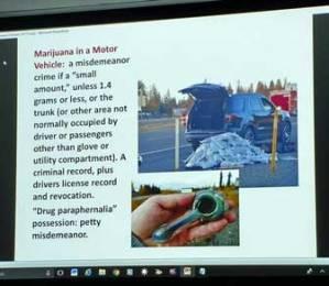 Gallagher's Minnesota Marijuana in a Motor Vehicle CLE