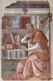 Saint Augustine, Confessions