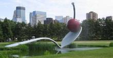 Minneapolis cherry spoon