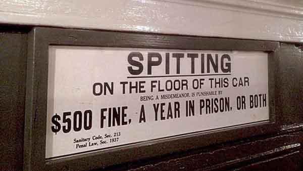 spitting misdemeanor mn 600