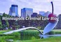 Minneapolis Criminal Law Blog logo