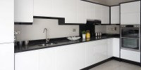 Horizon High Gloss White - Gallagher Kitchens