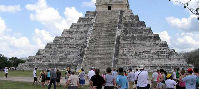 The Ancient Mayan City of Chichen Itza