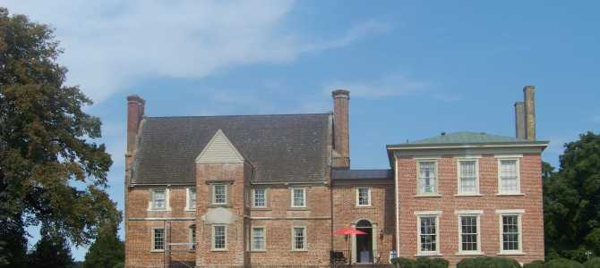 Historic Bacon's Castle, Architecture and History Found in Surry County, VA