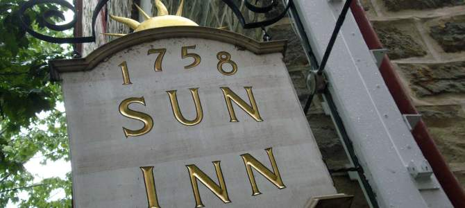 Bethlehem's Sun Inn Still Embraces Spirit of '76